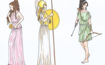 Deusas da Mitologia Grega